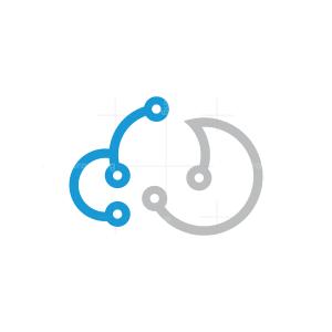 Moon Cloud Technology Logo