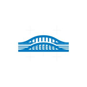 Crossing Bridge Logo