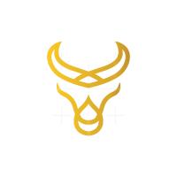 Drop Bull Logo