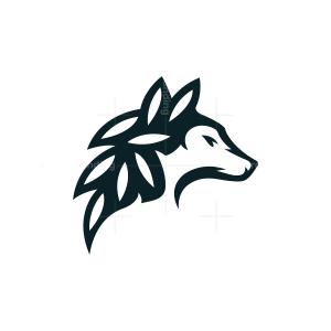 Forest Wolf Logo