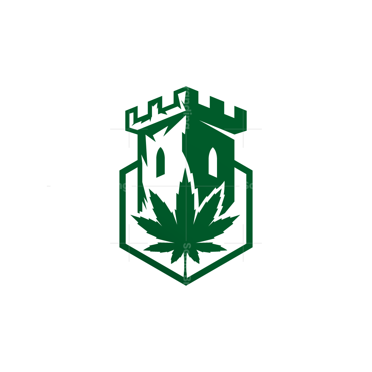 Fort Cannabis Logo