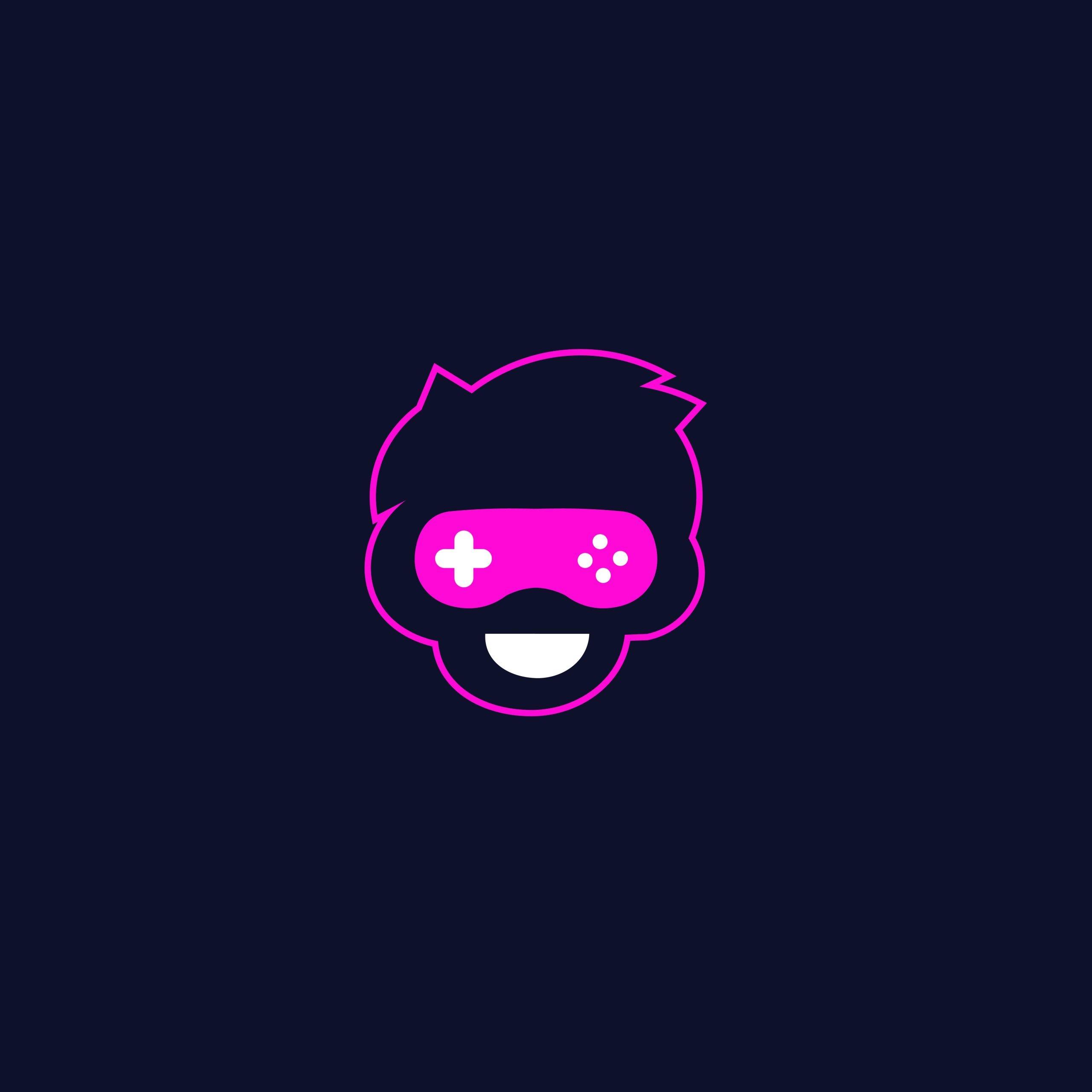Gamer Boy Mascot Logo