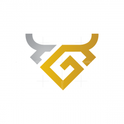 Glyph Bull Logo