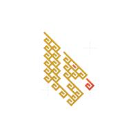 Glyph Dragon Logo