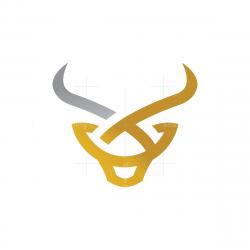 Gold Silver Bull Logo