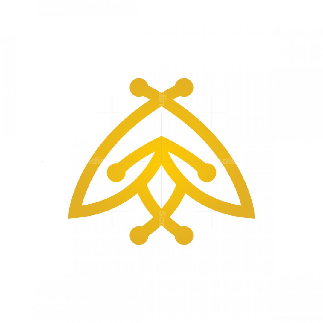 Golden Bee Logo