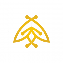 Golden Bee Logo
