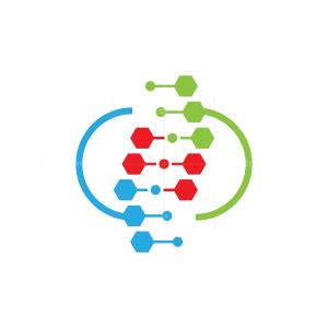 Hexagon Dna Logo
