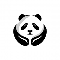 Hugging Panda Logo