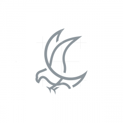 Hunting Eagle Logo