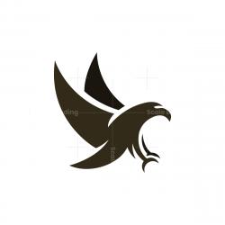 Hunting Eagle Logo