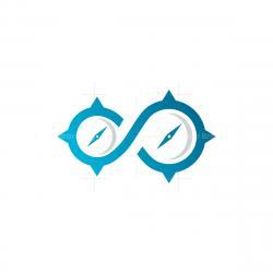 Infinity Compass Logo