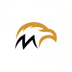 Letter M Eagle