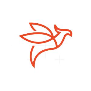 Line Phoenix Logo