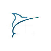 Line Swordfish Marlin Logo