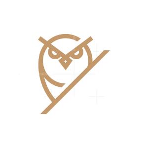 Angry Owl Logo