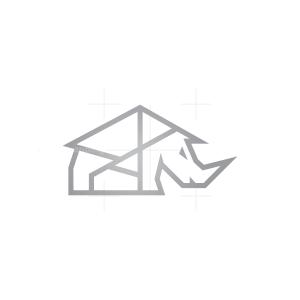 Linear Rhino Logo