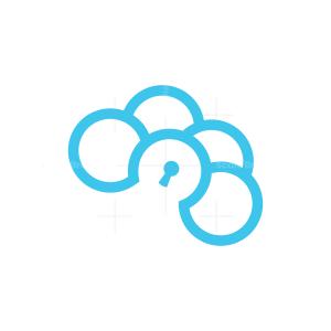 Lock Brain Logo