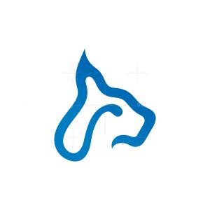 Lynx Head Logo Lynx Logo