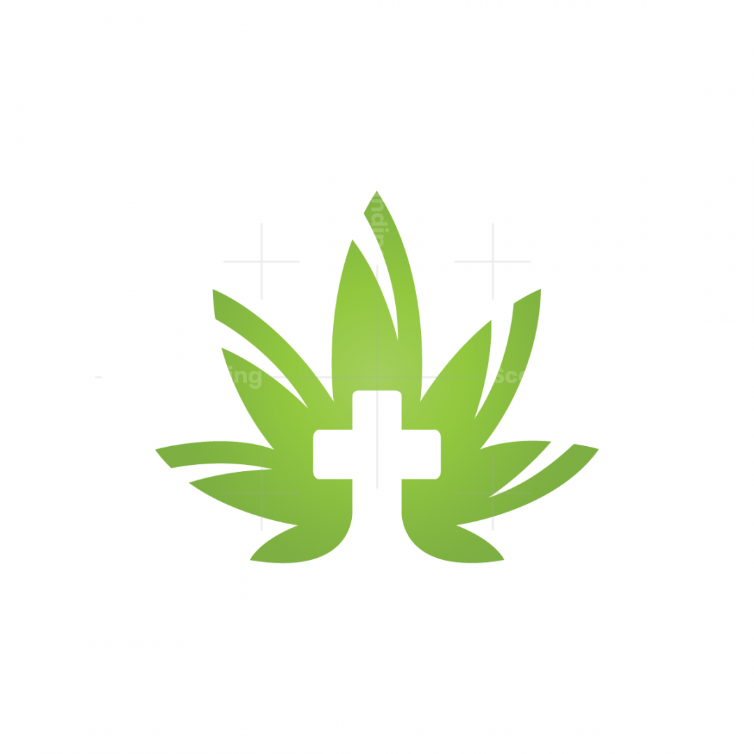 Medical Cross Cannabis Logo