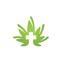 Medical Cross Cannabis Logo