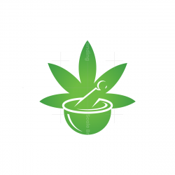 Mortar Cannabis Logo