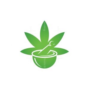 Mortar Cannabis Logo