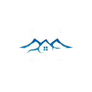 Mountain Home House Logo