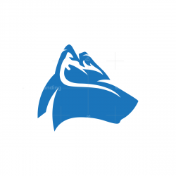 Mountain Wolf Logo