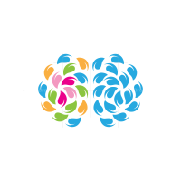 Nature Leaves Brain Logo
