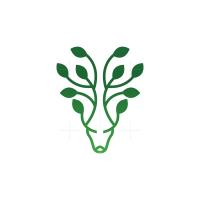 Nature Deer Logo