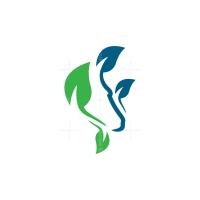 Nature Horse Logo