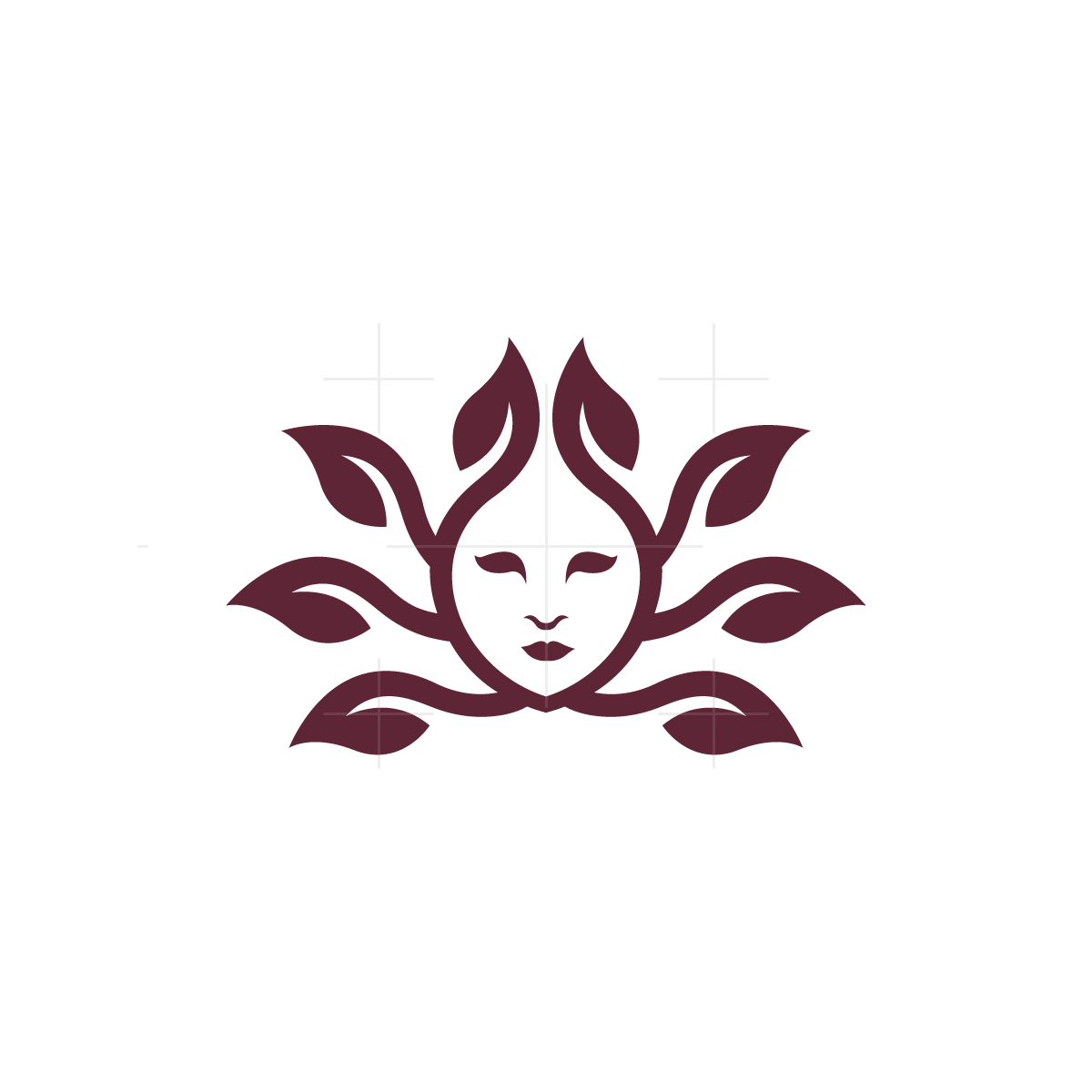 Nature Medusa Logo