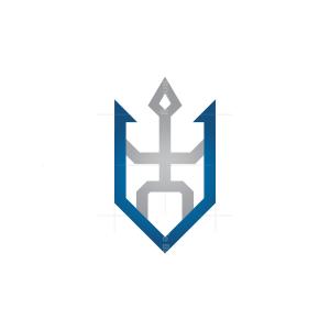 Neptune Poseidon Logo