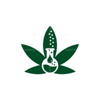 Lab Cannabis Logo