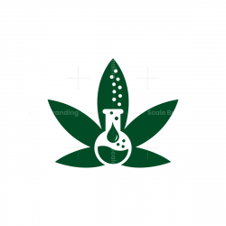 Lab Cannabis Logo