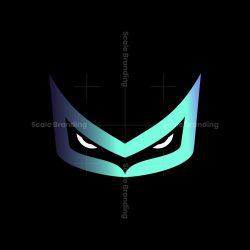 mighty owl mascot logo