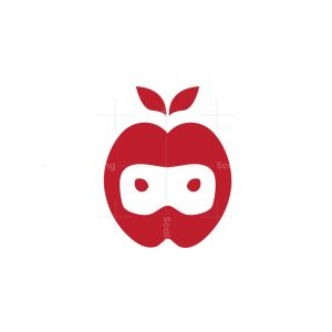 Apple Ninja Logo