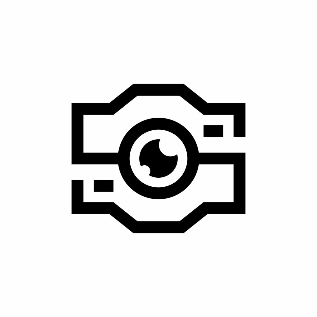 S Camera Logo
