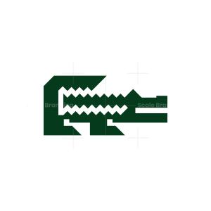 Alligator Logo Crocodile Logo