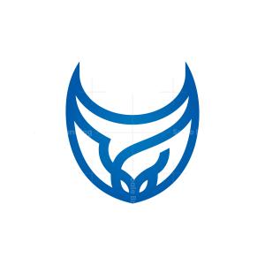 Shield Bull Logo