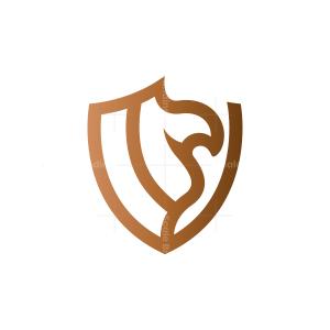 Shield Griffin Logo