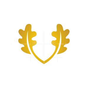 Oak Shield Logo