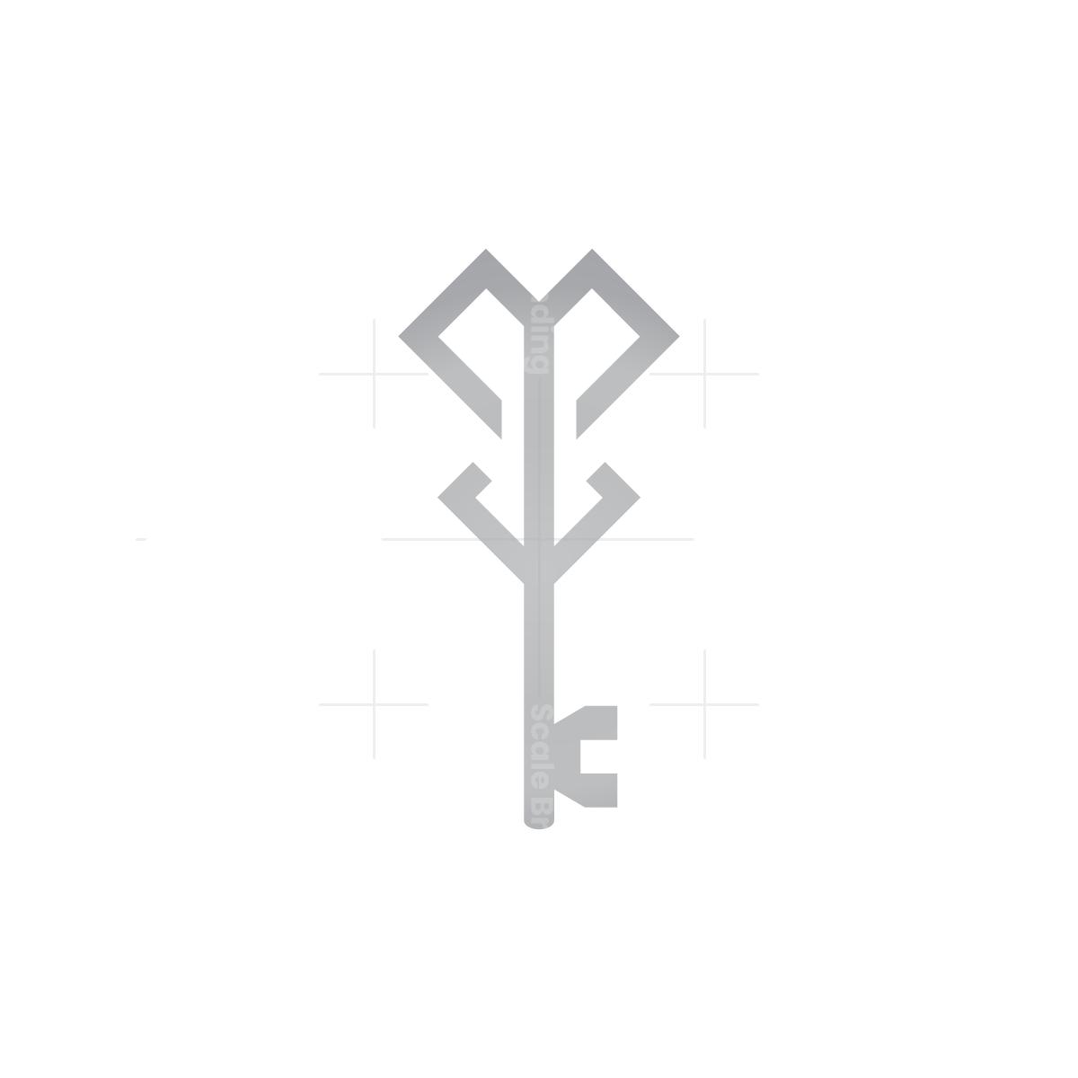 Silver Key Logo