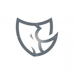 Silver Shield Rhino Logo