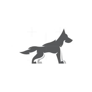 Grey Wolf Logo