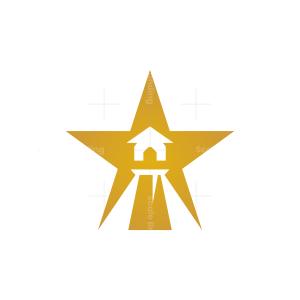 Star Lighthouse Logo