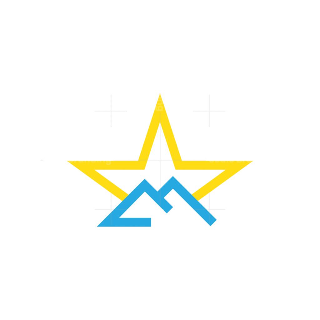 Star Mountain Logo