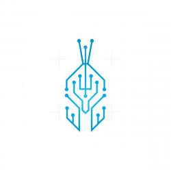 Technology Spartan Logo