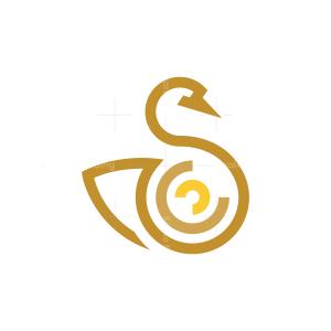 Technology Swan Logo